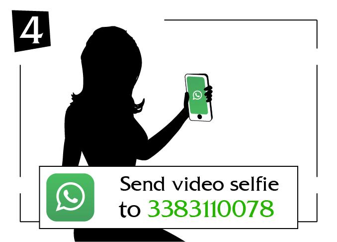 Send video selfie valle d'aosta to